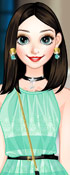 Mint Summer Dress Up Game