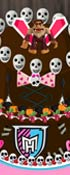 Monster High Cake Deco