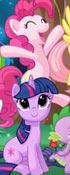 Pastel Pony Sliding Puzzle