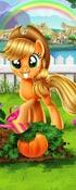 My Little Pony Veggie Garden