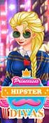 Princesses Hipster Divas