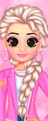 Princess Love Pinky Outfits
