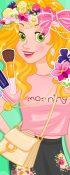 Rapunzel's Flower Crown