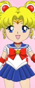 Sailor Scouts Avatar Maker