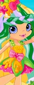 Shopkins Shoppies Pineapple Lily