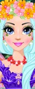 Spring Princess Make Up