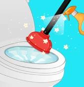 Elsa's Bathroom Emergency