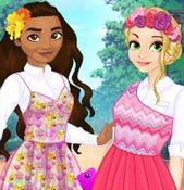 Princess Shirts N Dresses